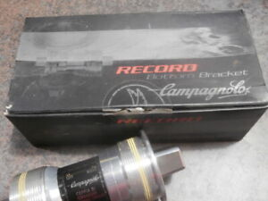 Campagnolo Record Carbon bottom bracket 102mm,no colnago