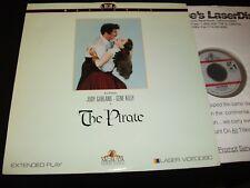 "THE PIRATE<>GENE KELLY/JUDY GARLAND<>12"" Laserdiscs<>MGM ML100101 ° 1975 (1948)"