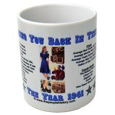 1941 Coffee Mug Includes Gift Box Born In 1941 Gift