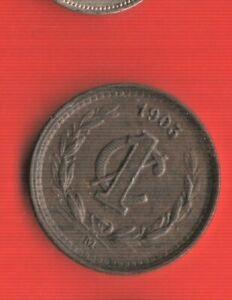 MEXICO 1 CENTS 1903