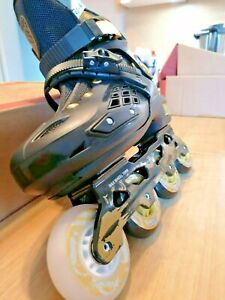 Inline Skates Gr. 40 *** NEU *** Inliner mit blinkenden Rollen