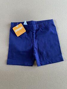 Gymboree Blue Bike Shorts