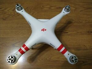 DJI Phantom 2 fly great just add battery and remote and start flying