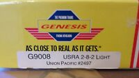 ATHEARN GENESIS UNION PACIFIC #2495 USRA 2-8-2 LIGHT MIKADO