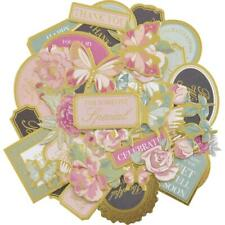 WITH LOVE Collectables 35 Paper Die Cuts Paper Crafts KAISERCRAFT CT961 New