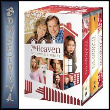 7TH HEAVEN - COMPLETE SERIES-SEASONS 1 2 3 4 5 6 7 8 9 10 & 11  *BRAND NEW DVD