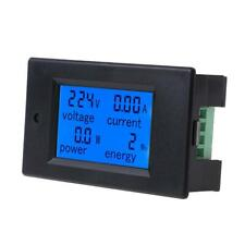 ATEC - Multimetro Digitale Schermo LCD AC80-260V / 0-100A (PZEM-061)