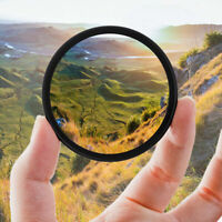 ULTRA THIN UV Filter Camera Lens Protector for Canon Nikon Rebel 18-55mm