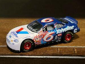 #6 Mark Martin Valvoline 1/64 1990s NASCAR Diecast Loose