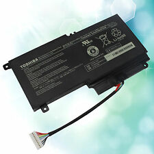New Genuine Original Toshiba PA5107U-1BRS Battery L45D L55 L55t P/N:P000573230