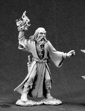 Reaper Miniatures Cadarius, Wizard #03458 Dark Heaven Legends Unpainted Metal