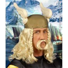 Parrucche e barbe Widmann in poliestere per carnevale e teatro, a tema dei personaggi famosi