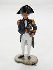 Figurine Collection Del Prado Lord Horatio Nelson Amiral Trafalgar 1805 Marine