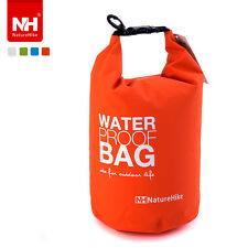 Waterproof Dry Bag Packs Seal Drifting Rafting Orang 2L Camp Swim Beach Kayak