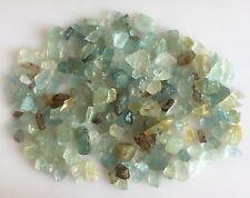 300 Ct Scoop Natural Aquamarine Raw Rough Lot Loose Gemstones Mineral Earthmined