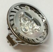 LED MR16 Bulb 12 volt Low Voltage 6 Watt Landscape Lights AC / DC  NEW