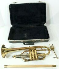 Vintage Blessing Scholastic Trumpet And Original Case With Accessories