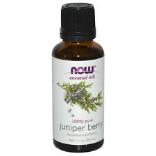 Juniper Berry (100% Pure), 1 oz - NOW Foods Essential Oils