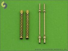 7,7mm BREDA SAFAT BARRELS (FIAT, MACCHI, SAVOIA, CANT, ROMEO, ETC)  1/48 MASTER