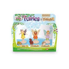 My Fairy Garden Hadas y Amigos Estatuillas