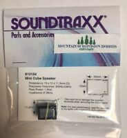 Soundtraxx 810154 Mini Cube Speaker w/ enclosure MODELRRSUPPLY   $5 coupon offer
