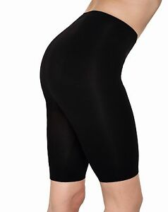 Womens Shapewear Control Leg Pants - Black, White, Nude - Suck in Pants