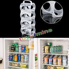Refrigerator Storage Box Kitchen Accessories Beverage Can Space-saving Cans
