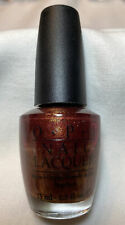 Opi Nail Lacquer, Black Label, Rare, Unopened, Russian To A Party