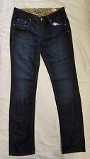 *NWT* Stitch's Women's Maya Straight Leg Jeans (GUN) Size 27