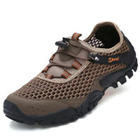 Men's Beach Shoes Climbing Water Shoes Clogs Hiking Breathable Outdoor Sneakers