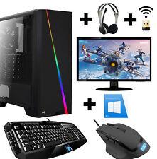 Gamer PC Komplett-Set Intel i5 9600K RTX2060 RTX2070 RTX2080 SSD 512 GB 16 GB