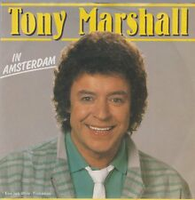 "7"" Tony Marshall In Amsterdam / Bora Bora 80`s Schlager Ariola White Records"