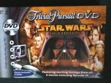**Star Wars Trivial Pursuit DVD Game**