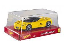 Hot wheels Ferrari LaFerrari 2014 New Enzo 1/24 Diecast Model Car Yellow BLY63