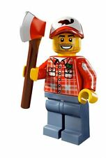 Lego Minifigures 8805 Series 5 Lumberjack New in Factory Sealed Packet