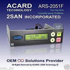 Acard ARS2051F 1-to-1 SATA HDD/SSD/DOM Duplicator Controller