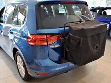 VW Touran única alternativa 30% más de espacio de arranque