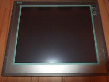 """Siemens Simatic Multi Panel MP377 19"""" 6AV6644-0AC01-2AX1 6AV6 644-0AC01-2AX1 E:7"""