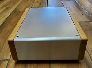 """DIY Tube amplifier linestage preamplifier DAC audio chassis  3.5"""" Height"""