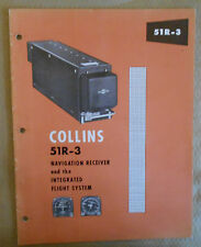 ^ Collins Navigation Receiver & Flight System Original Brochure
