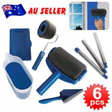 Paint roller pro Paint roller kit Paint rollers 6Pcs Handle tool set Tray brush