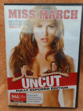 MISS MARCH(UNCUT-FULLY EXPOSED EDITION)ZACH CREGGER DVD MA R4