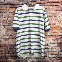 Nike Golf Men's Polo Shirt LARGE Dri Fit