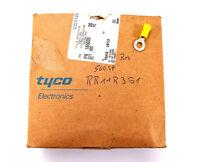 Tyco Electronics ca. 500 Stck. Ringkabelschuhe M7 gelb von 4 mm² - 6 mm²