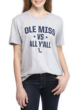 Pressbox Pressbox Ole Miss Y'all Tee Shirt Size Medium NWT