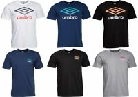 Umbro Mens T-shirts Top, Football, Sports, Gym, Casual, BNWT, *SALE CLEARANCE!*