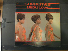 Diana Ross and The Supremes - Baby Love  (Pickwick  SPC 3383)