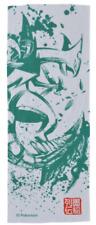 Pokemon Towel TENUGUI Ink painting Mega Sceptile Japan import NEW