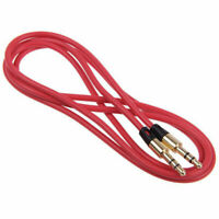 3.5mm Jack Male To Male AUX Stereo Audio Cable Connect Cord For PC iPod MP3 CAR