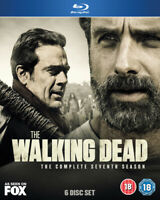 The Walking Dead: The Complete Seventh Season DVD (2017) Andrew Lincoln cert 18